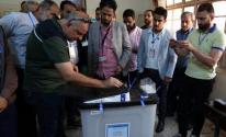 العراقيون يتوجهون لانتخاب ممثليهم في أول انتخابات برلمانية مبكرة