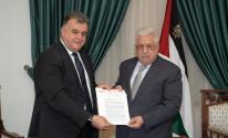 الرئيس يستقبل الأمين العام لاتحاد نقابات عمال فلسطين