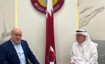 الدعليس يلتقي السفير القطري محمد العمادي.jpeg