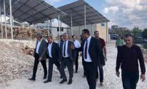 الصالح يفتتح مشروعا لتوليد الطاقة وآخر لقاعة متعددة الأغراض في بديا غرب سلفيت.jpg