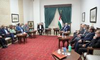 أول تعليق من الرئيس عباس على القرار الإسرائيلي ضد مؤسسات فلسطينية