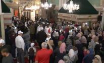 إحياء ذكرى المولد النبوي الشريف في الحرم الإبراهيمي