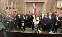 تعرَّف على تفاصيل زيارة المستشار تيم لمقر البرلمان البولندي في وارسو