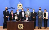 توقيع المرحلة الأولى من مخصصات الصناديق العربية والإسلامية للعام 20191.jpg