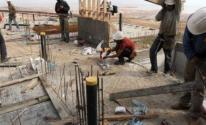 الاحتلال يزيد حصة العمال الفلسطينيين من الضفة الغربية العاملين في الداخل