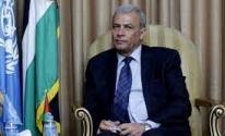 أبو عمرو يبحث آخر تطورات الساحة الفلسطينية مع ممثل ألمانيا والقنصل الفرنسي العام