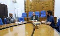 لجنة القدس والأقصى بالتشريعي تعقد اجتماعًا دوريًا لبحث المستجدات الأخيرة
