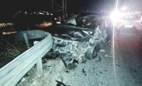 حادث سير.