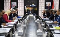 طالع تفاصيل الجلسة الأسبوعية  لمجلس الوزراء الفلسطيني في جنين