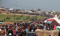 الهيئة الوطنية لمسيرات العودة تؤكد استمرارها حتى تحقيق أهدافها.jpg