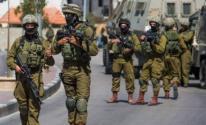 قوات الاحتلال تدهس شاب خلال اقتحام طوباس