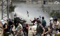 الاحتلال يقمع مسيرات منددة بالتوسع الاستيطاني في مدن الضفة الغربية