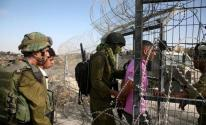 جيش الاحتلال يعتقل فلسطينيًا تسلل جنوبي القطاع