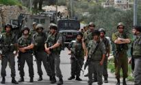 الاحتلال يحتجز طلبة مدرسة اللبن الساوية جنوب نابلس