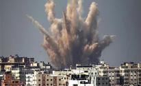 محدث بالصور: 4 شهداء بينهم طفلة وعشرات الإصابات بقصف إسرائيلي مستمر على قطاع غزّة