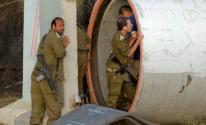 ملاجئ لقوات الاحتلال الإسرائيلي