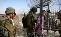 الاحتلال يعتقل 3 فلسطينيين بزعم التسلل جنوب قطاع غزة