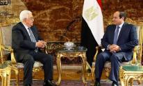 الرئيس الفلسطيني والسيسي