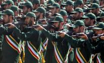 قوات إيرانية قرب حدود كردستان