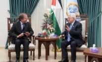 تفاصيل لقاء الرئيس مع وزير الخارجية الإيطالي