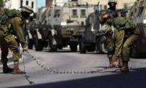 الاحتلال ينصب الحواجز العسكرية ويكثف من تواجده قرب جنين