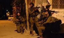 الاحتلال يداهم محافظة جنين وينصب حواجز عسكرية.jpg