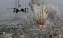 القصف على غزة