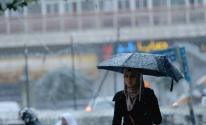 موسم الشتاء بغزة