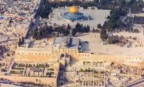 الاحتلال يعتقل حارسين للمسجد الأقصى