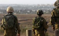جنود شرق غزة