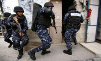 الشرطة تقبض على شخص