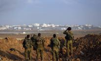 جنود الاحتلال على الحدود