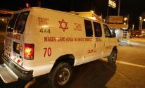 إسعاف إسرائيلي