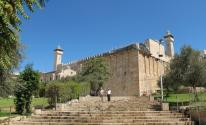 اغلاق الحرم الابراهيمي