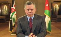 الملك عبد الله الثاني.