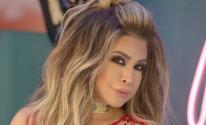 الفنانة اللبنانيةنوال الزغبي