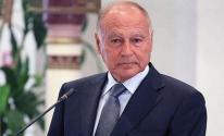 أبو الغيط يكشف عن موقف دول عربية من عودة