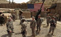 القوات الامريكية في افغانستان
