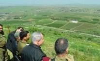 الاحتلال يزعم العثورعلى حقل ألغام في الجولان