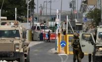 الاحتلال يقرر إعادة فتح المعابر في الضفة الغربية