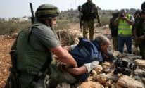 الاحتلال يعتدي على صحفيين