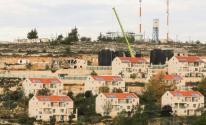 تصاريح بناء للمستوطنين