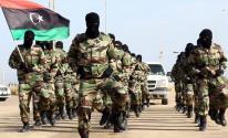 الجيش الوطني الليبي يفرج عن سفينة