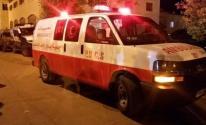 إصابة طفلة إثر حادث سير جنوب قطاع غزّة