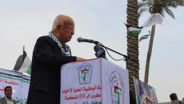 الأغا: الاحتلال إلى زوال وسيعود كل لاجئ إلى أرضه رغم أنف الاحتلال