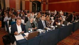 انطلاق أعمال مؤتمر لبحث مخاطر تهديد حرية التعبير عن الرأي في الدوحة