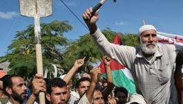 عمال غزة