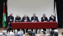 الطيراوي يترأس اجتماعاً لمفوضية المنظمات الشعبية بحركة فتح