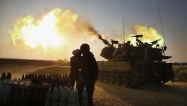 مدفعية الاحتلال تستهدف مرصداً للمقاومة شمال القطاع