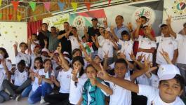 مجلس الشباب يفتتح المخيم الصيفي